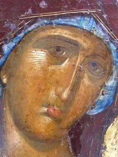 Madonna, Painting, Beautiful, Virgin Mary, Russian Icons, Byzantine Art, God, Painting Art, Paintings