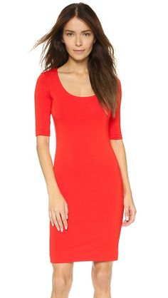 Diane von Furstenberg Raquel Scoop Dress