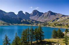 Alpes de Haute provence : Lac d Allos (© Florian-Ville - Fotolia)