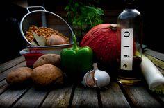 Stocking your vegan kitchen and pantry