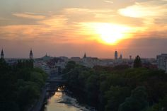 Beautiful sunrise in Oradea Beautiful Sunrise, Celestial, Sunset, City, Outdoor, Outdoors, Cities, Sunsets, Outdoor Games