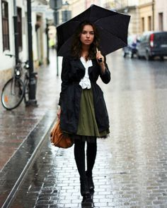 Rainy outfit inspiration rainy day outfit for fall, outfits for rainy days, Rainy Outfit, Outfit Zusammenstellen, Outfit Of The Day, Rainy Day Outfit For Work, Rainy Day Style, Outfits For Rainy Days, Outfit Work, Work Attire, Everyday Outfits