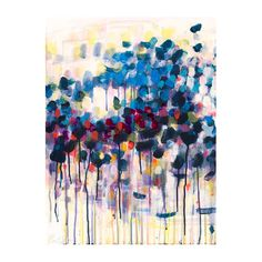 GreenBox Art New Spring II by Caroline Wright Painting Print on Canvas