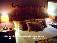 Room Divider Headboard Ideas To Customize Your Space