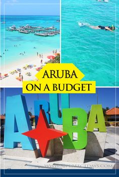 A Perfect Aruba Vacation on a Budget via @52perfectdays