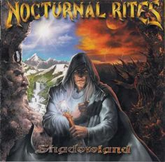 Nocturnal Rites - Shadowland 2002 Full-length
