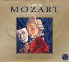 Was Getekend Mozart - Donovan Bixley - 9789026929854. Wonderkind, genie, freak, een man die frivool leefde en stierf als een bedelaar.....De mythes rond Wolfgang Amadeus Mozart, componist van sommige van 's werelds meest sublieme muziek, hebben de bekende feiten van zijn leven al lang overwoekerd. Het lijkt alsof de mens Mozart...GRATIS VERZENDING IN BELGIË - BESTELLEN BIJ TOPBOOKS VIA BOL COM OF VERDER LEZEN? DUBBELKLIK OP BOVENSTAANDE FOTO!