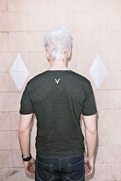 Men's T Shirt Back