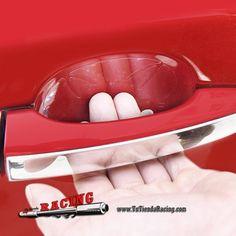 5,64€ - ENVÍO SIEMPRE GRATUITO - Protector Adhesivo Transparente para Manilla Puerta de Coche Para Ford Focus 2015 - TUTIENDARACING