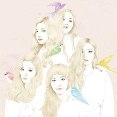 [Album and MV Review] Red Velvet - 'Ice Cream Cake' | http://www.allkpop.com/review/2015/03/album-and-mv-review-red-velvet-ice-cream-cake