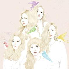 [Album and MV Review] Red Velvet - 'Ice Cream Cake' | http://www.allkpop.com/review/2015/03/album-and-mv-review-red-velvet-ice-cream-cake