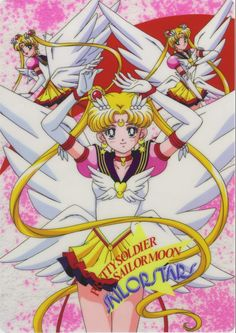 Eternal Sailor moon anime