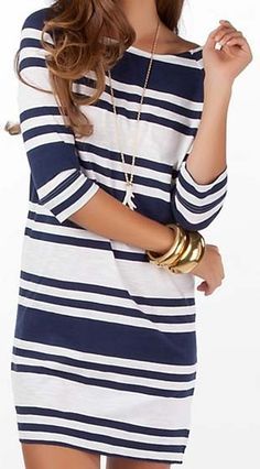 This Kind of Women Needs Lilly Pulitzer Cassie Dress, Resort Stripe #womenapparel
