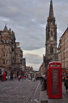 Edinburgh - The Royal Mile