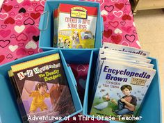 Mystery Book Clubs-Ideas and Anchor Charts - Top Teachers Smorgasboard - Livres Mystery Genre, Mystery Books, Book Clubs, Book Club Books, Children's Books, Literacy Circles, Detective Theme, Reading Anchor Charts, Third Grade Reading