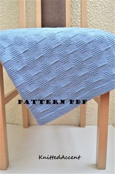 Baby blanket- KNITTING PATTERN, only in ENGLISH, written instructions with diagram – Knitting patterns, knitting designs, knitting for beginners. Baby Knitting Patterns, Afghan Patterns, Knitting Stitches, Baby Patterns, Easy Knitting, Crochet Patterns, Wool Baby Blanket, Knitted Baby Blankets, Geometric Patterns