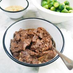 Stoofvlees recept: draadjesvlees maken