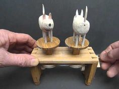 The Delightful Automata Created By Cabaret Mechanical Theatre - Neatorama