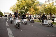 Die neue Sachlichkeit der Lastenräder Street View, Urban, Social Realism, Challenges
