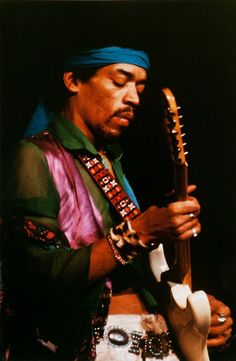 Jimi Hendrix...What else do you need to say?