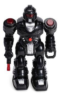 Köp Alex's Garage Interaktiv Robot, Svart på Jollyroom.se - Alltid fri frakt över 1 000 kr - Prisgaranti - 365 dagars öppet köp Garage, Fri, Robot, Character, Carport Garage, Garages, Robots, Lettering, Car Garage