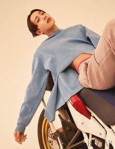 """Lai Kuanlin for Harper's Bazaar Korea "" Cute Korean Boys, Cute Boys, Guan Lin, Lai Guanlin, Bts And Exo, Kim Jaehwan, Cube Entertainment, My Youth, 3 In One"