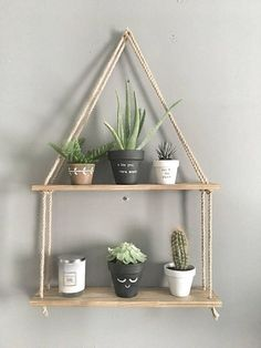 Phenomenon Diy Hanging Shelves For Simple Storage And Beautiful Decor Ideas . deko ideen Phenomenon Diy Hanging Shelves For Simple Storage And Beautiful Decor Ideas . - Home Decor Art Diy Hanging Shelves, Wooden Shelves, Floating Shelves, Rope Shelves, Hanging Baskets, Baby Shelves, Decorative Shelves, Honeycomb Shelves, Hexagon Shelves