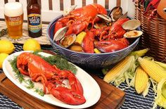 Easy Summer Clambake Recipe — Dishmaps