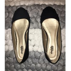 Charlotte Russe Flats Worn but still in good condition  Charlotte Russe Shoes Flats & Loafers