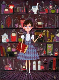 The Art Of Animation, Brigette Barrager