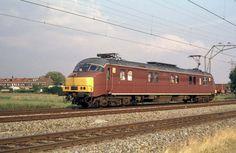 nederlandse motorpost treinen -