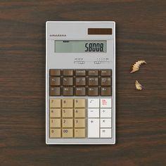 Retro Calculater.