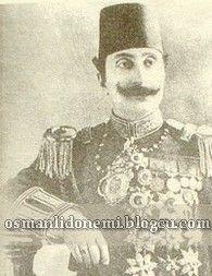 Osmanlı Hanedan Fotoğrafları Abdulhamid II -oğlu-Mehmet Selim Efendi  -1870 - 1937