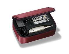 Beurer MP-60 On Pack - Set manicura y pedicura profesional, 1.400 rpm - 6.500 rpm, con estuche, color silver