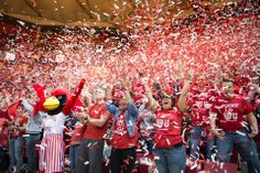 For the second consecutive year, Illinois State's Red Alert was named the Missouri Valley Conference 2014 Naismith Student Section of the Year! http://www.goredbirds.com/genrel/030414aaa.html