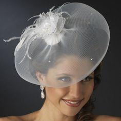 Wedding Hats And Fascinators Bridal Inspiration