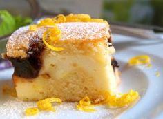 Tato buchta je docela rychle hotová, je krásně vláčná a moc dobrá. Sweet Recipes, Cake Recipes, Tray Decor, Baked Goods, Mashed Potatoes, Sweet Tooth, Cheesecake, Appetizers, Pudding