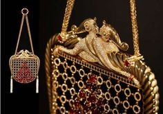 Stefano Canturi, The Clasp --- 'This bag is $760,000.00.  Read the story on the link.'  JT (always in my own words)