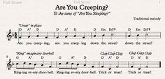 Lesson Plan: Are You Creeping? Grade: Pre-K K 1 The National Standards for Music Education Singing alone and with others a varied repertoire of music. Performing on instruments alone and. Kindergarten Music, Preschool Music, Kindergarten Lesson Plans, Music Activities, Teaching Music, Learning Piano, Music Lessons For Kids, Music Lesson Plans, Singing Lessons