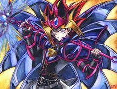 Magician of Black Chaos Armor by Pharaoh-Atemu