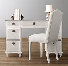 Desks, Vanities & Chairs | RH baby&child