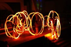 United Flames... fire poi