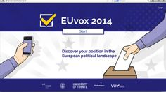 EUVox: Discover what EU party suits you