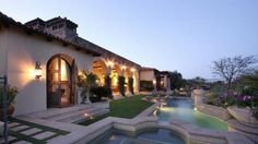 Tony Robbins Mansion 2