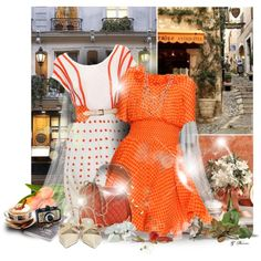 The Cafe by gaburrus on Polyvore