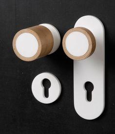 door handle by Benjamin Achenbach at Coroflot.com