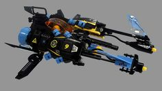 "Racing League Vic Viper ""The Trepidation"" #LEGO"