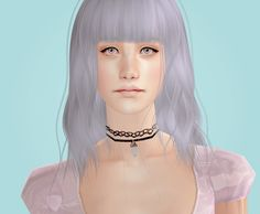 ~ Pastel Goth Girl for anon ~ | bambayasims