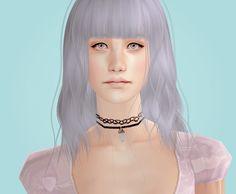 ~ Pastel Goth Girl for anon ~   bambayasims