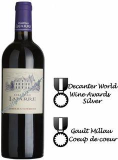 Chateau Lajarre Bordeaux Superieur Cuvée Eleonore 2012 - Grandcru expert